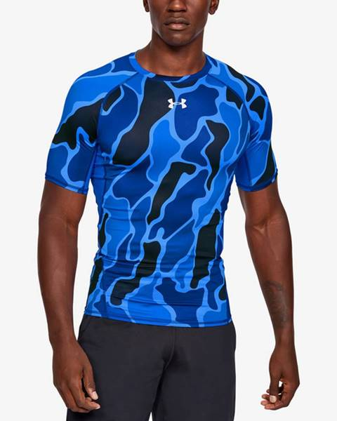 Modré tričko Under Armour