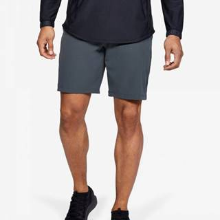 Kraťasy Under Armour Vanish Snap Short-Gry Šedá